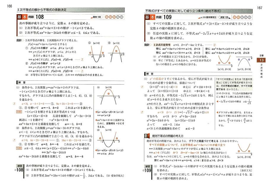 新課程 チャート式 基礎からの数学II+B」内容紹介 : 中学校 算数 : 中学