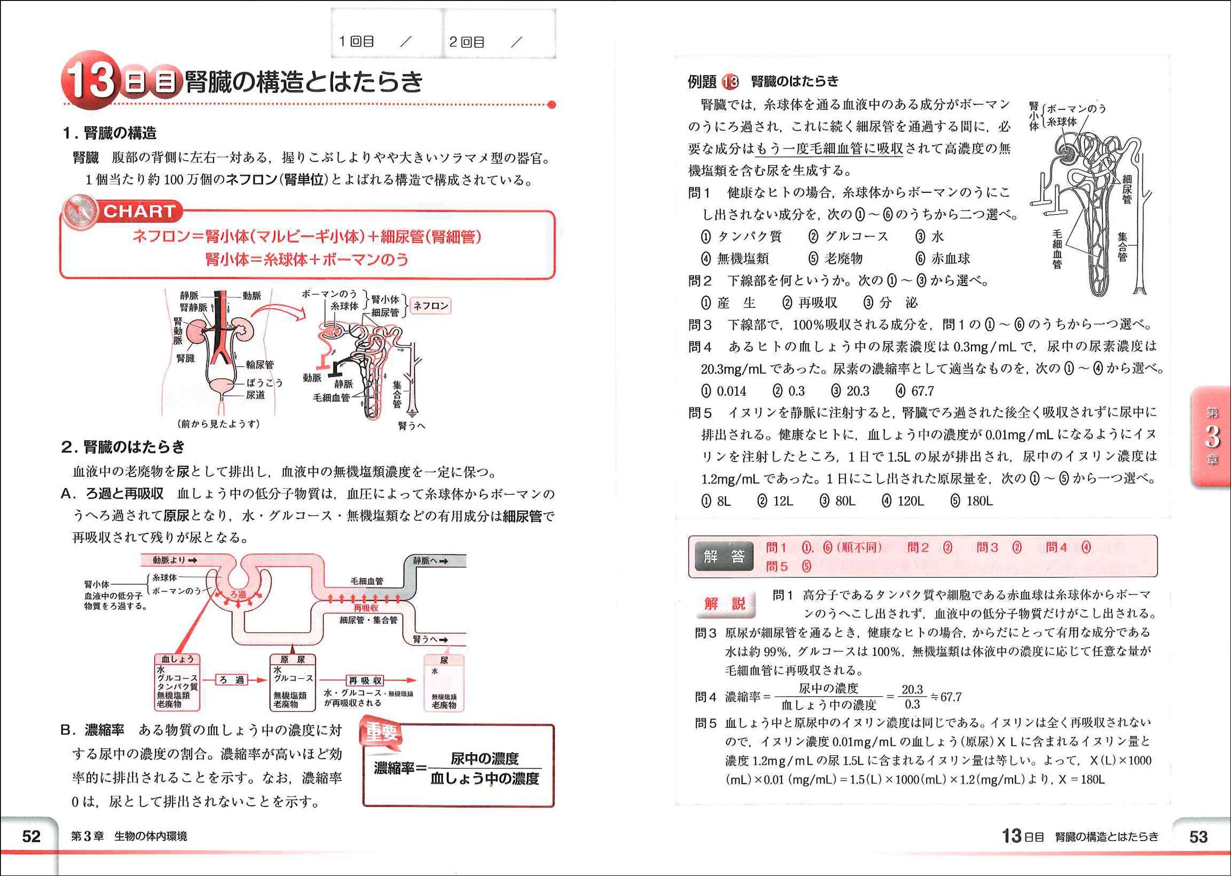 チャート式問題集シリーズ 30日 ...