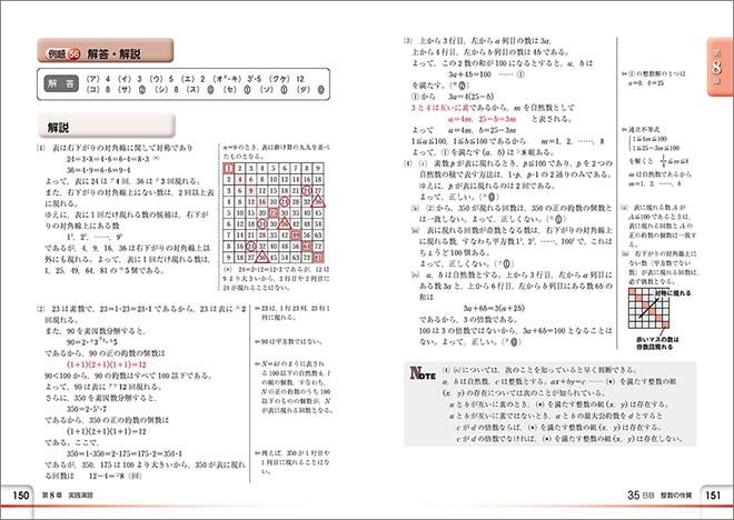 チャート式問題集シリーズ 35日完成! 大学入学共通テスト対策 数学IA 内容2